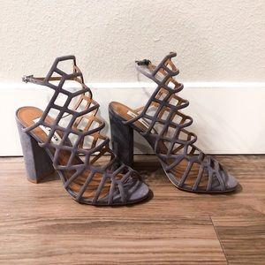Steve Madden Cutout Heels